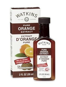 Watkins Pure Orange Extract 2fl oz
