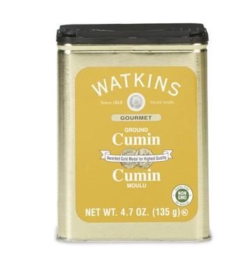 Watkins Ground Cumin 4.7oz