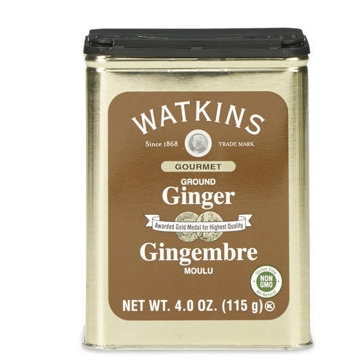 Watkins Ground Ginger 4oz