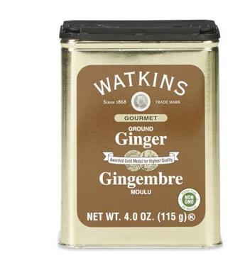 Watkins Ground Ginger 4oz