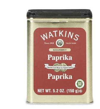 Watkins Paprika 5.2oz