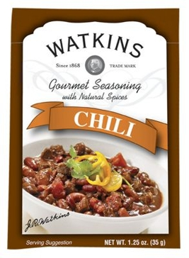 Watkins Chili Seasoning 1.25oz