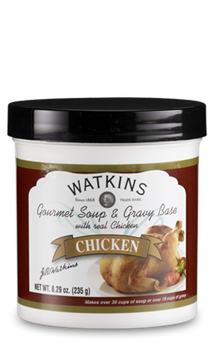 Watkins Chicken Soup and Gravy Base