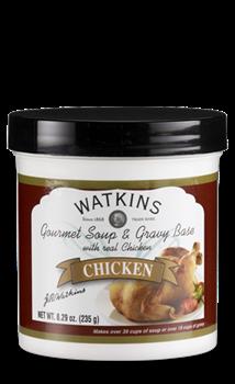 Watkins Chicken Soup and Gravy Base