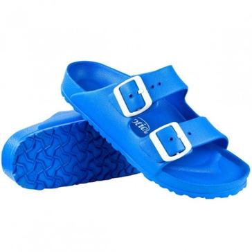 Aerothotic by Aerosoft Dual Strap Sandals Blue