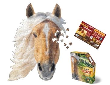 Madd Capp Puzzle - I Am Horse