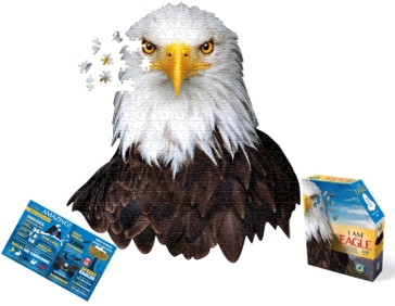 Madd Capp Puzzle: I AM Eagle