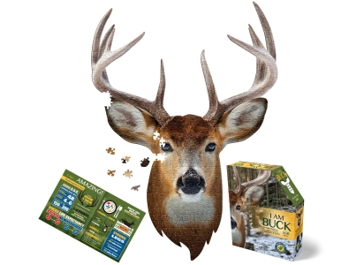 Madd Capp Puzzle: I AM Buck