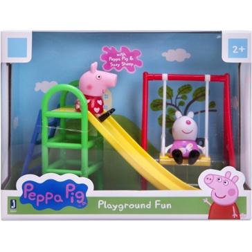 Jazwares Peppa Pig Playtime Asstorted