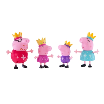"Jazwares Peppa Pig 3"" Figurines Assorted"