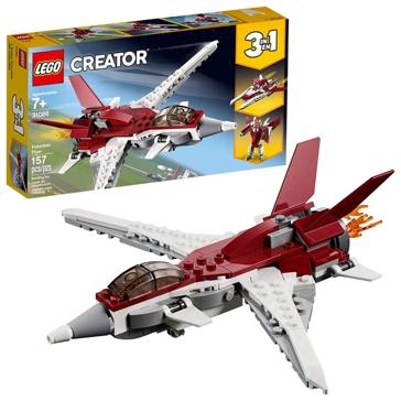 LEGO Futuristic Flyer 31086