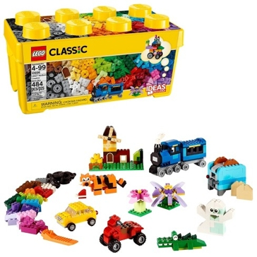 LEGO Creative Brick Box 10696