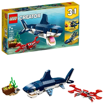 LEGO Deep Sea Creatures 31088
