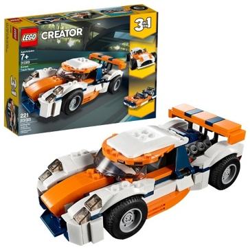 LEGO Sunset Track Racer 31089
