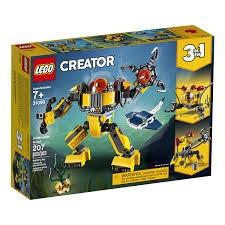 LEGO Underwater Robot 31090