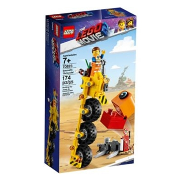 Lego Movie Emmet's Thricycle 70823