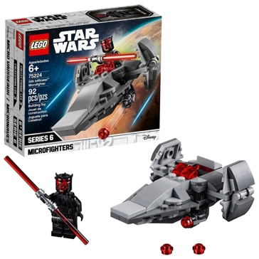 Star Wars Sith Infiltrator 75224