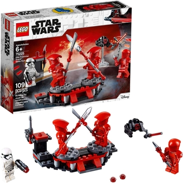 Star Wars Elite Praetorian Guard Battle Pack 75225