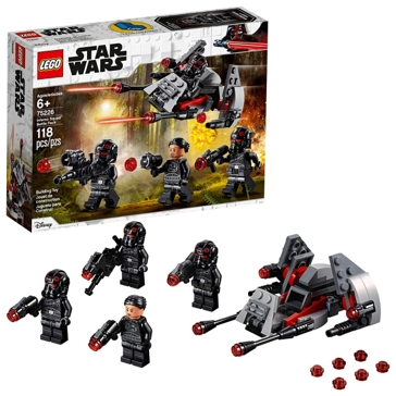 Star Wars Inferno Squad Battle Pack 75226