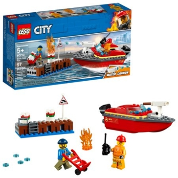 LEGO Dock Side Fire 60213
