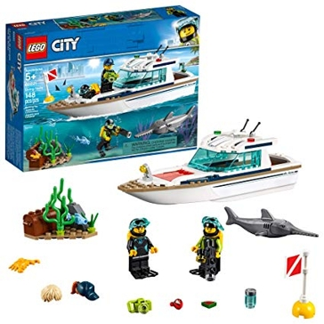 LEGO Diving Yacht 60221