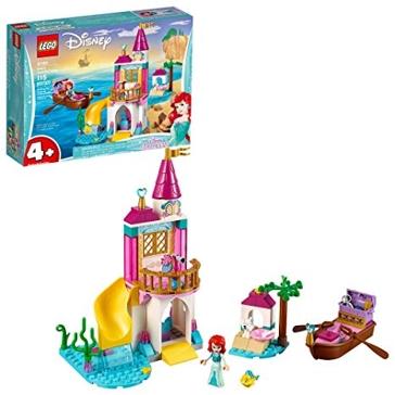 Lego Disney Ariel's Seaside Castle
