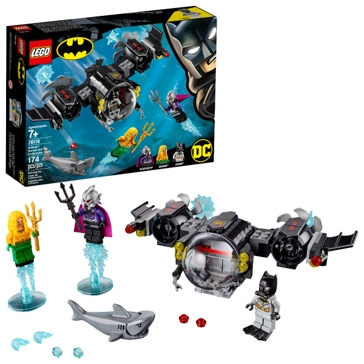 Lego DC Batman Batsub & the Underwater Clash