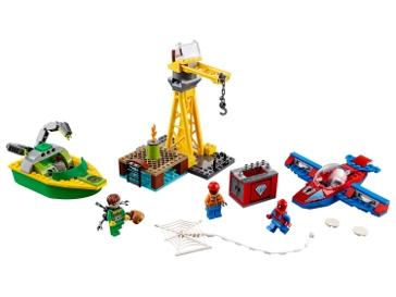 Lego Marvel Spider-Man: Dock Ock Diamond Heist