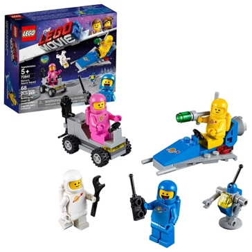 Lego Benny's Space Squad