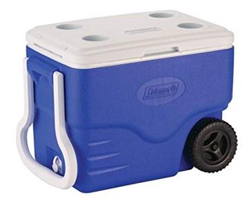 40 qt. Coleman Wheeled Cooler