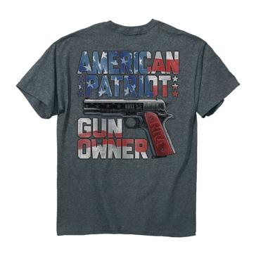 Buck Wear NRA - American Gun Owner Tee