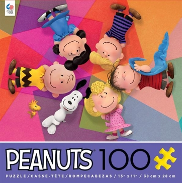 100 pc. Peanuts Puzzle - Assorted