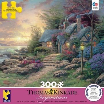 Ceaco Thomas Kinkade Inspirations  300 Piece Puzzle - Assorted