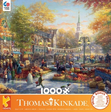 Ceaco Thomas Kinkade Collection - 1,000 Piece Puzzle - Assorted