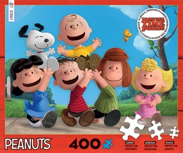Ceaco Together Time 400 Piece Puzzles - Assorted