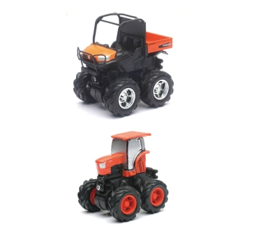 New Ray Toys USA Mini Kubota Assorted