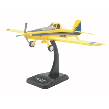 New Ray Toys USA Crop Duster Plane 1:60