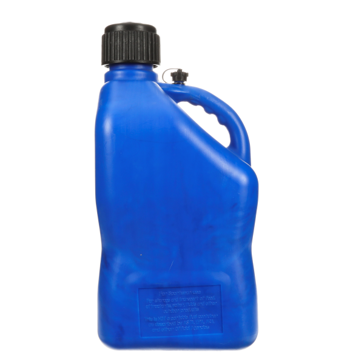 Sportsman 5 Gallon Blue Plastic U-Jug with Hose
