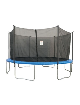 Jump Tastic 14' Trampoline with Enclosure