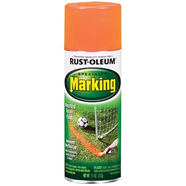 Rust-Oleum Specialty Marking Spray Paint - Fluorescent Orange