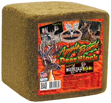 Antler King Apple Burst Mineral Block