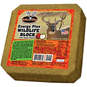 Antler King Energy Plus Wildlife Block 7.5lb