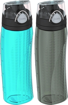 Thermos 2 Pack Hydration Bottles 24oz