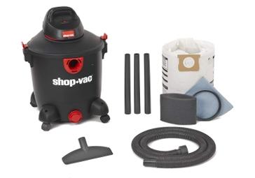 Shop-Vac 5.0HP 12 Gallon Wet/Dry Vacuum