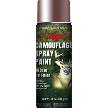 Majic Camouflage Spray Paint 12oz