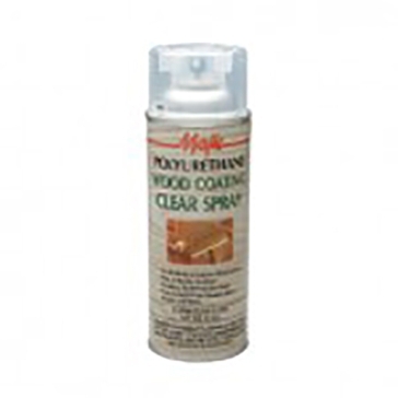 Majic Polyurethane Wood Coating Clear Spray 11oz