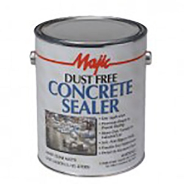 Majic Dust Free Concrete Sealer - Clear Matte 1Gal