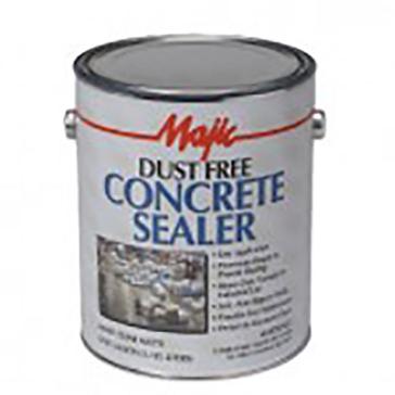 Majic Dust Free Concrete Sealer - Clear Matte 1Gal