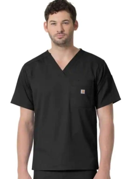 Carhartt Men's Slim Fit V-Neck T-Shirt 2XL-3XL
