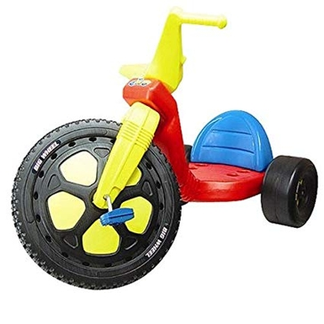 "Original Big Wheel 16"" Pedal Trike Toy"